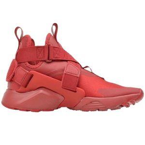 🆕 Nike Air Huarache City - Gym Red